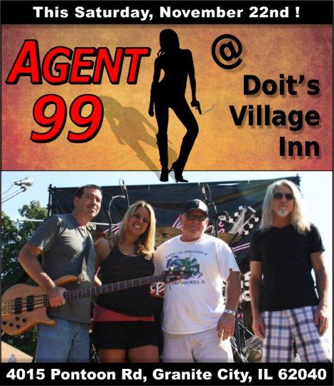 Agent 99 11-22-14
