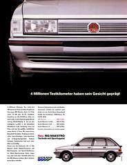 MG Maestro (1984) 1.6 HLS