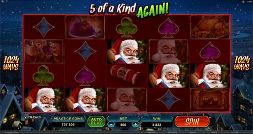 Secret Santa Bonus Feature