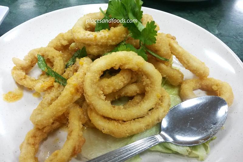 restoran kari kepala ikan cheong hin calamari rings