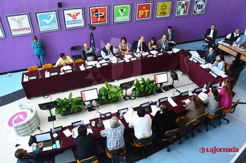 El Consejo Estatal Electoral y de Participación Ciudadana (CEEPAC) hace un Llamado