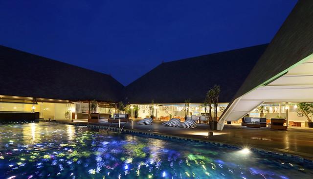 Bali Kuta beach heritage official site