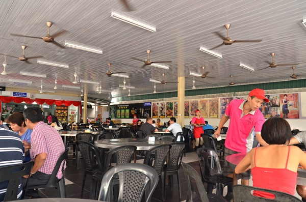 Dining Environment at Ong Cheng Huat