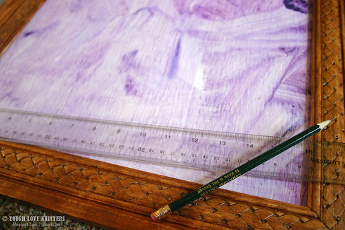 Thread Boards - Measuring for Nails