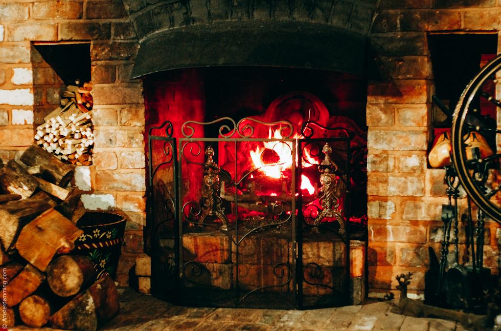 Blithbury Reindeer Lodge, England