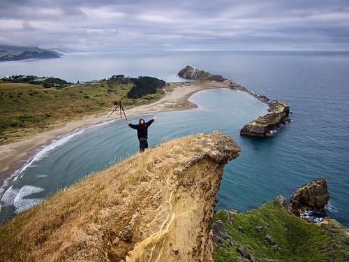 newzealand alex coast tripod northisland reef castlerock castlepoint wairarapa wairarapacoast castlepointlighthouse deliverancecove