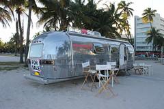 The Dream Machine Airstream Trailer Art Basel 2014