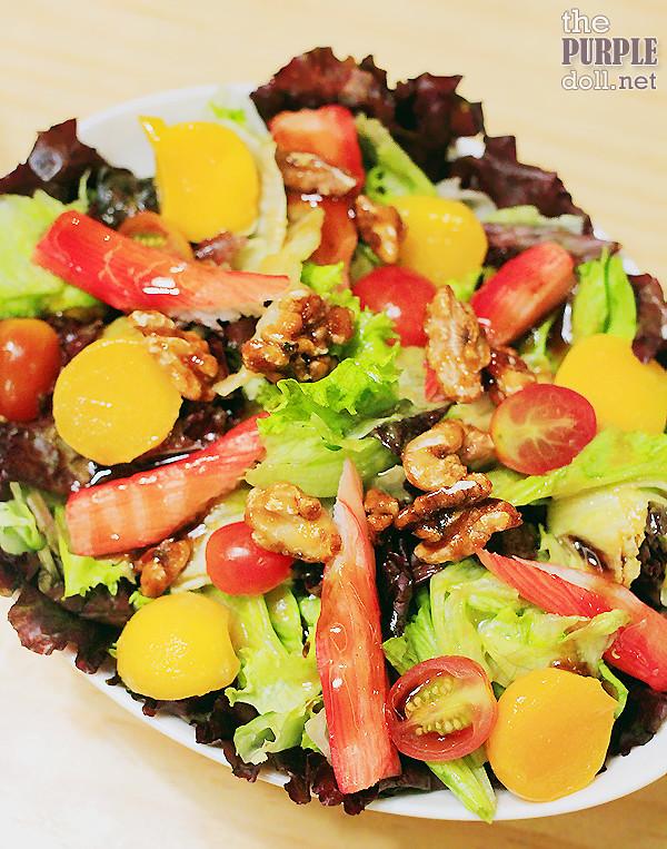 Osaka Ohsho Salad (P195 Half; P330 Full)