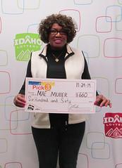 Mae Muller - $660 Pick 3