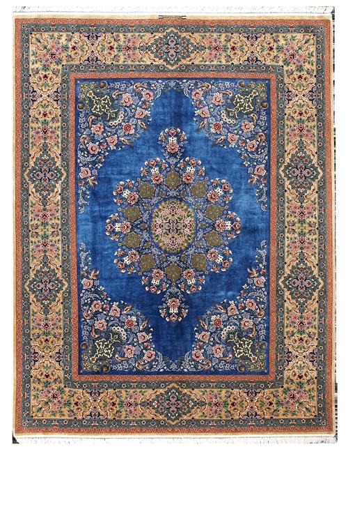 Dardashti Silk Persian Rug Item Mi 29