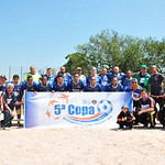 Times das Semifinais - 5ª Copa de Futebol de Campo