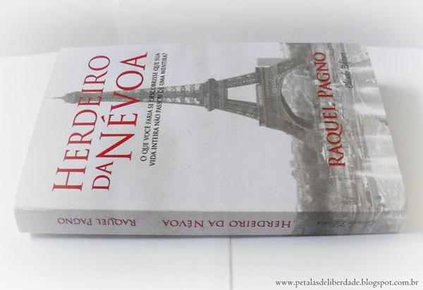 Herdeiro da Névoa, Raquel Pagno, Chiado