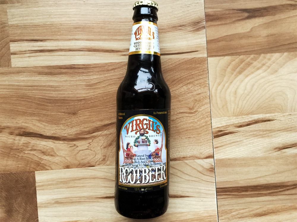 Virgil's Root Beer