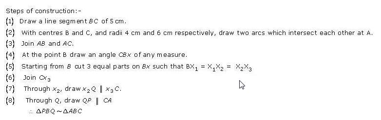 RD-Sharma-class 10-Solutions-Chapter-11-constructions-Ex 11.2 Q1 i