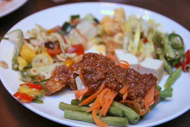 I love DIY gado-gado
