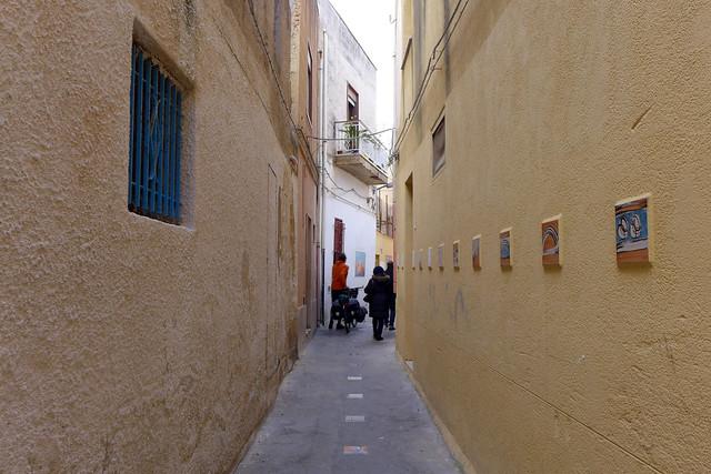 sicilya mazara del vallo streets