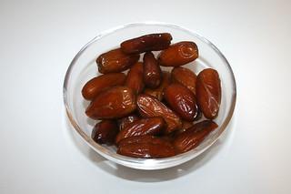 06 - Zutat Datteln / Ingredient dates