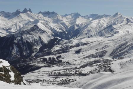 Les Sybelles krok za krokem (1. díl): neznámý francouzský obr