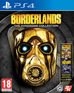 Borderlands: The Handsome Collection hits PS4 next month
