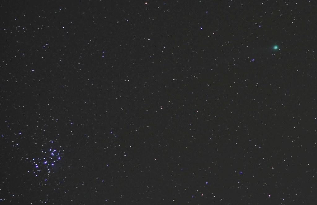 Comète LOVEJOY - Page 2 16140411080_5da6452fd9_b