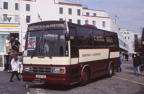 Burtons of Alfreton RIB 8742 (c) David Bell