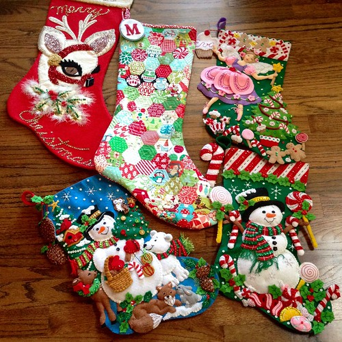 Three Owls Handmade Handmade Stockings