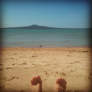 Изображение на Kohimarama Beach. square squareformat hefe iphoneography instagramapp uploaded:by=instagram foursquare:venue=4b24476cf964a520306524e3