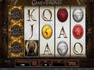 Game of Thrones – 15 Lines Slot Machine