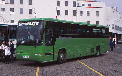 Bennetts Silverline M8BSL