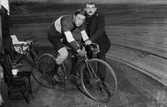 Oscar Egg hour record 1914