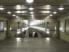 Berlin - U-Bahnhof Märkisches Museum