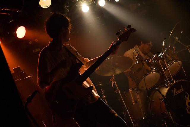 Nakano Band live at Outbreak, Tokyo, 04 May 2016 -00018