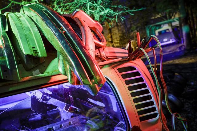 RGB Volkswagon Boneyard