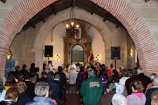 Santa Lucía celebra su Romería