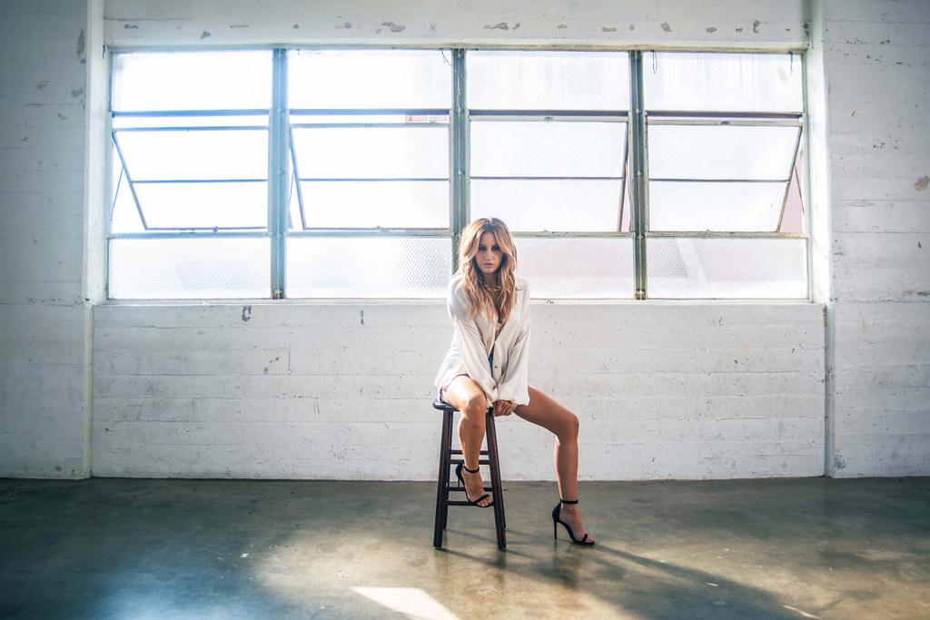Эшли Тисдейл — Фотосессия для «HighBrow» 2016 – 1