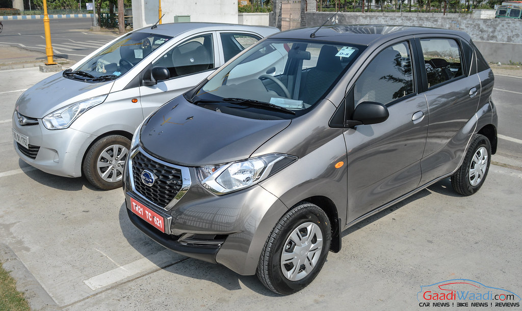 Datsun redigo vs Hyundai EON Comparison-6