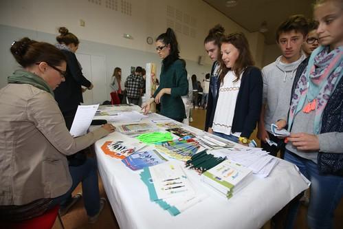Le Conseil départemental des Jeunes en forum à Hinx