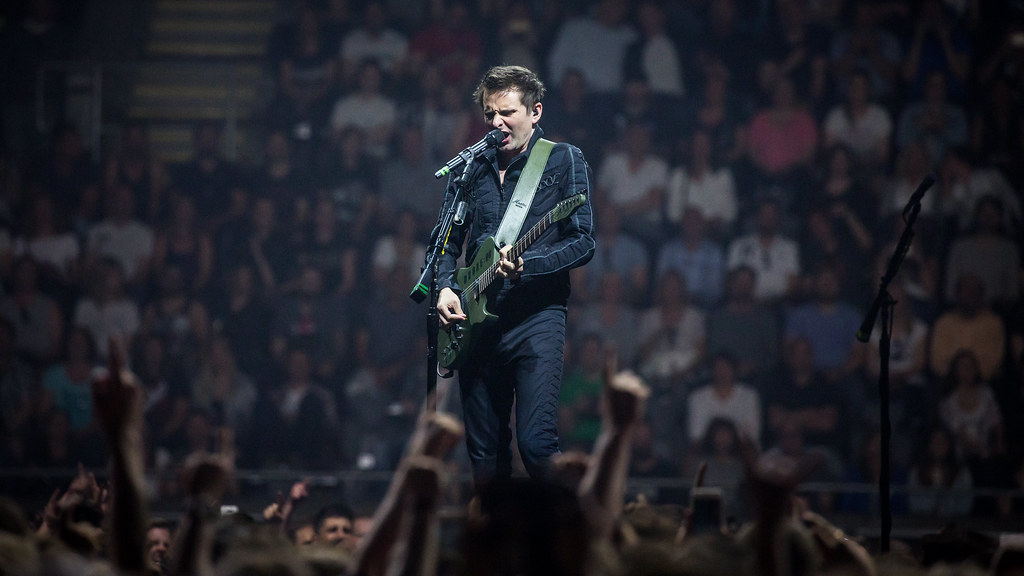 Muse - Telenor Arena 2016