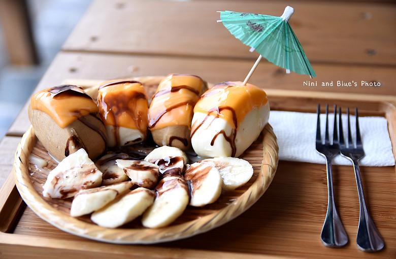 台中一中街霜府美食冰品小吃豆花仙草雪花冰抹茶珍奶16