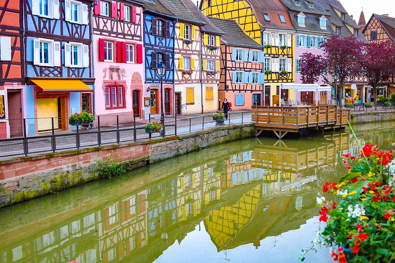 A quick guide to colmar the fairy tale village in alsace Colmar beauty and the beast