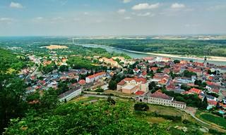Image of Hainburg (Schlossberg). austria dunaj hainburganderdonau
