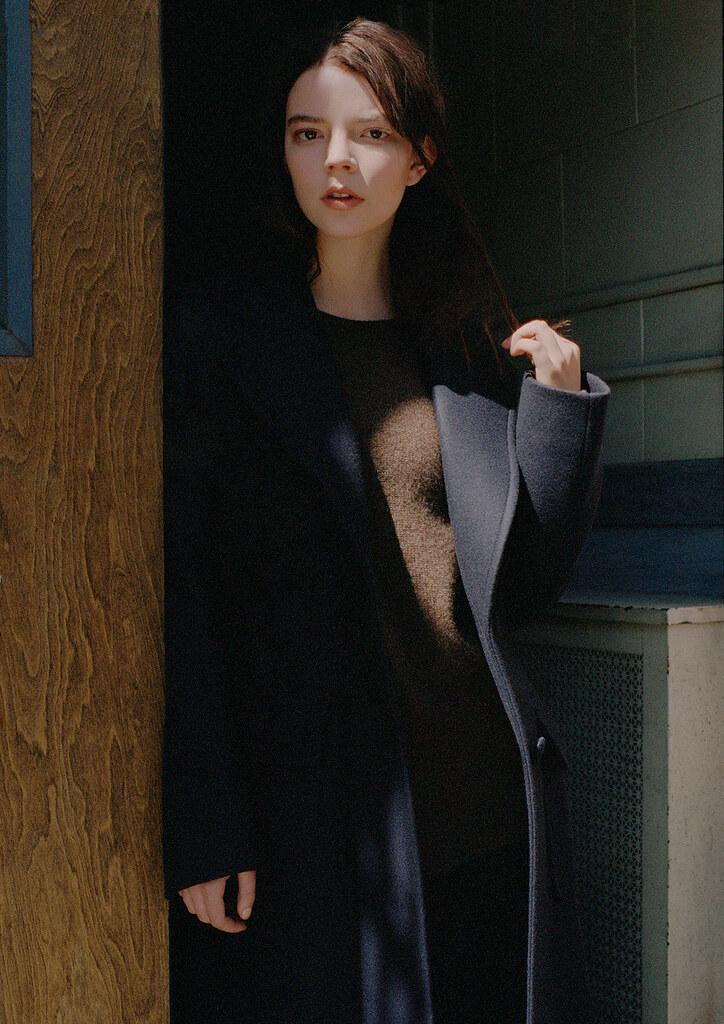 Аня Тейлор-Джой — Фотосессия для «NY Times Style» 2016 – 3