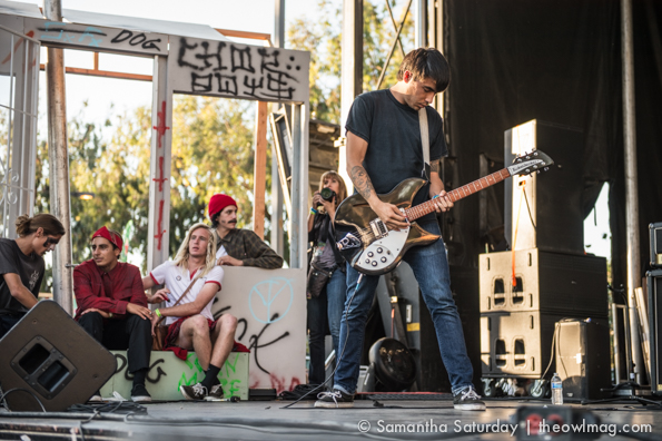 Joyce Manor @ Beach Goth 3, 10/25/14