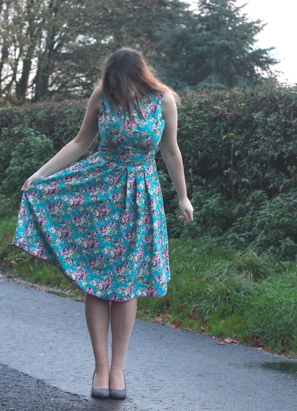 Simplicity 4070 Dress