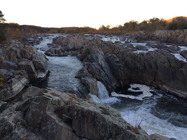 Great Falls Park, McLean VA