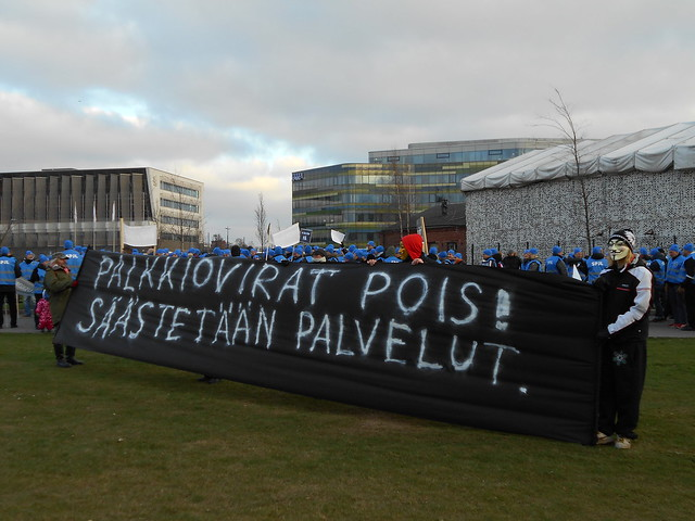 Mielenosoitus 19.11.2014 - Kuva 2