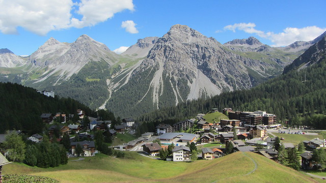Header of arosa