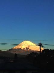 Mt.Fuji 富士山 12/13/2014