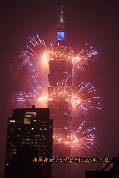 2015台北101跨年煙火03