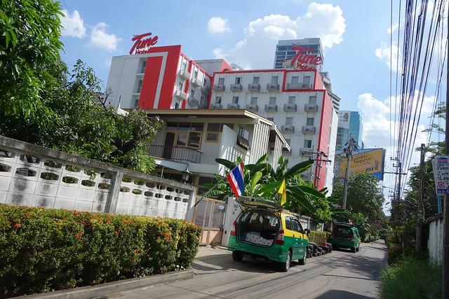 Tune Hotel, Asoke, Bangkok.